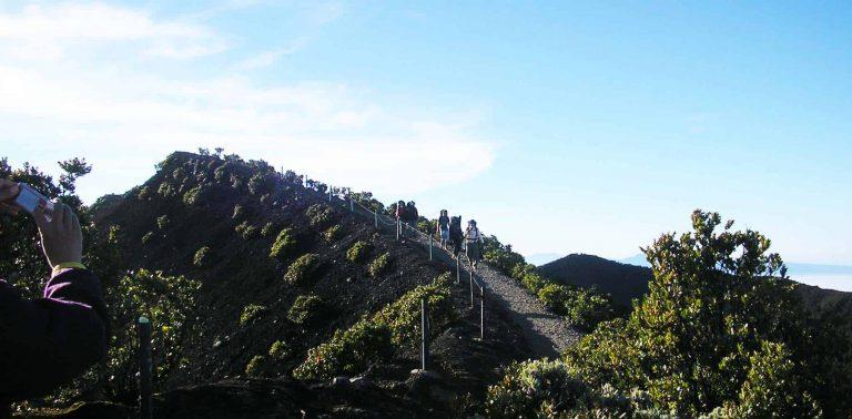 Trip Pendakian Gunung Gede Pangrango