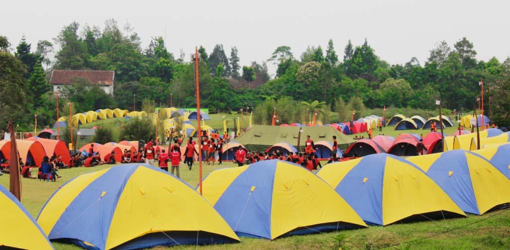 Paket Wisata Camping Praktis