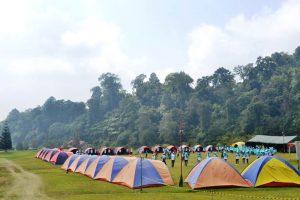 Cibodas Puncak, Wisata Camping, Hiking, dan Outbound di Kaki Gunung Gede Pangrango