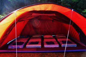sewa tenda camping cibodas